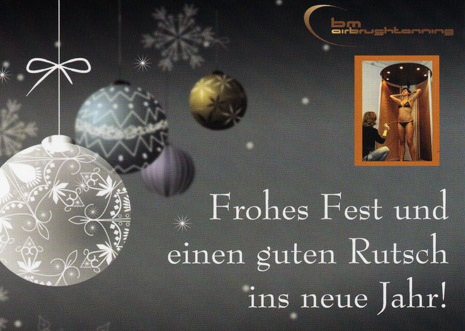 Frohes Fest - Airbrushtanning